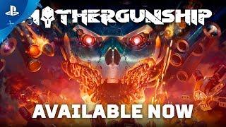 Mothergunship - Launch Trailer | PS4