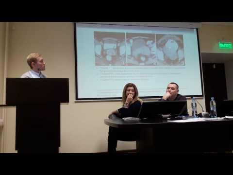 Лучевая диагностика рака шейки матки (Груздев Иван, ПМГМУ им.Сеченова, 6 курс)