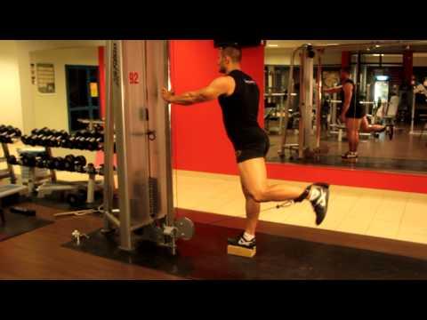 Poziomy pasek i jak budować mięśnie