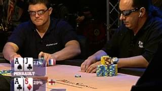 preview picture of video 'EPT Vienna Season 1 (11th Vienna Spring Poker Festival) - Final table'