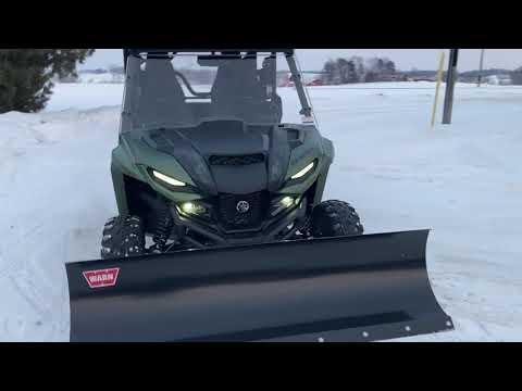 2021 Yamaha Wolverine RMAX4 1000 XT-R in Belle Plaine, Minnesota - Video 1