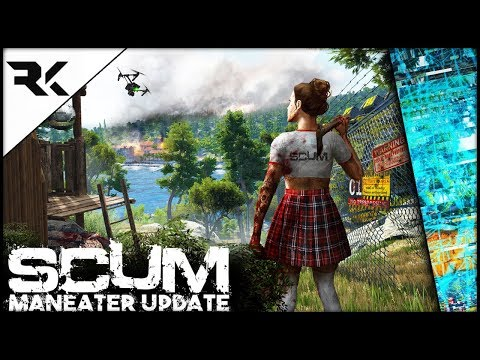 SCUM | HUGE UPDATE DROPPED! Time To Woman!
