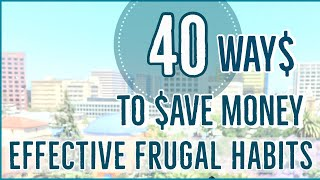 💰Ultimate Frugal Living Tips, Tricks & Hacks 💰 How We Save Thousands of Dollars & Live Well