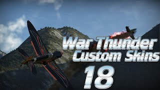War Thunder Custom Skins Episode 18