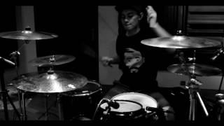 Cash Cash Hero Feat Christina Perrii | Faizuizul Drum Cover