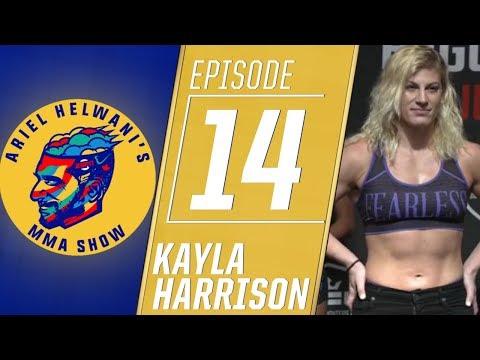 Kayla Harrison on PFL tourney, challenging Cris Cyborg   Ariel Helwani's MMA Show   ESPN
