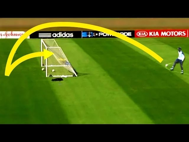 NAJBOLJI GOLOVI S TRENINGA IKADA! - Messi , Ronaldo,Ibrahimovic ...itd