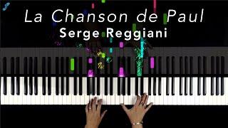 La chanson de Paul - Serge Reggiani