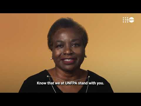 Statement by UNFPA Executive Director Dr. Natalia Kanem on International Youth Day 2021