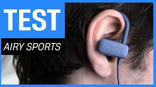 Teufel AIRY SPORTS im Test - Sportkopfhörer mit aptX, App und zuverlässigem Halt!