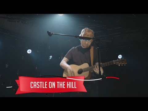 Ed Sheeran - Castle on the Hill (Live on the Honda Stage at the iHeartRadio Theater NY) (видео)