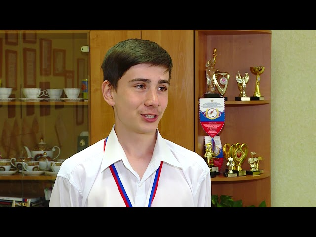 «Молодые профессионалы» Ангарска