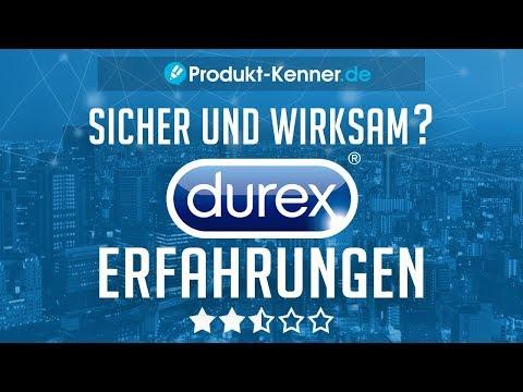 [FAZIT] Durex Erfahrungen | Durex Test | Das Kondom für einen sicheren Auftritt?!