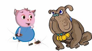 Новые серии мультфильма для детей - Приколы и шутки для малышей