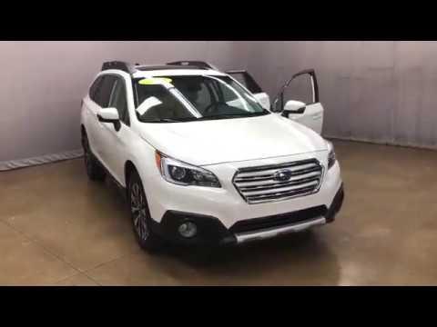 Pre-Owned 2016 Subaru Outback 3.6R