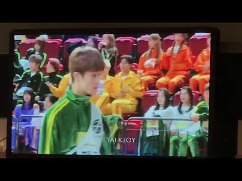 Red Velvet x NCT 127 at ISAC 2019 SM Family - смотреть