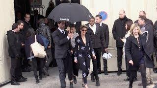 Show Pertama Chanel Tanpa Karl Lagerfeld di Paris Fashion Week 2019, Banjir Selebriti Dunia