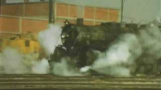 Steam Trains Mexico 1964 Part 3