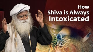 Why & How Shiva Is Always Intoxicated