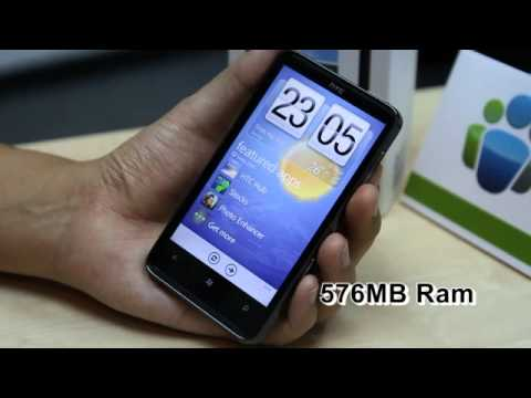 HTC HD 7 Review