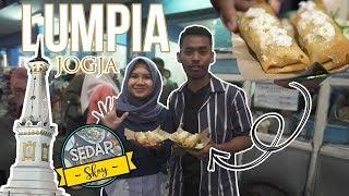 SEDAP SKOY - Kuliner Paling Dicari di Jogja! Lumpia Samijaya yang Isinya Full!