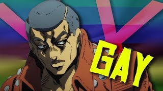 Narancia vs Formaggio : Kill the Gay Man | JoJos Bizarre Adventure Golden Wind