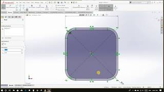 Custom Weldment Profile In Solidworks.