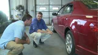 Flood Damaged Car Video