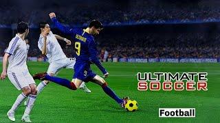 Ultimate Soccer - Football - СТАРК СТАЛ ФУТБОЛЬНЫМ КОММЕНТАТОРОМ?! ANDROID GAME