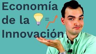 Economía de la Innovación: Cómo la Innovación Mueve la Economía