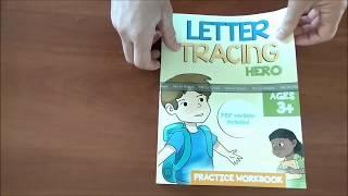 LTH: Letter Tracing Book For Preschoolers (Letter Tracing Books For Kids Ages 3-5 & Kindergarten)