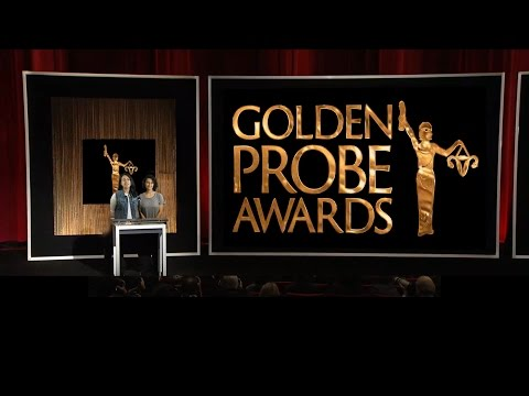 2016 Golden Probe Announcements with Abbi Jacobson and Ilana Glaser