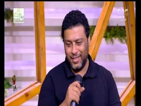 """محمد جمعة يغني أغنية من كواليس فيلم """"الممر"""""""