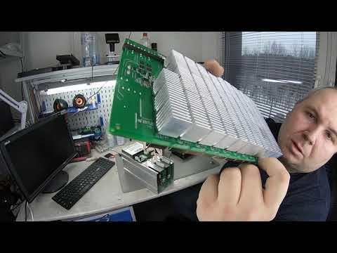 Разбор Asic antminer S9. Типичные поломки и ремонт.Typical problems and repairing. [ENG SUBS].