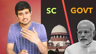 Is Modi Govt interfering in Supreme Court?   Explained by Dhruv Rathee