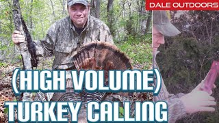 (HIGH VOLUME) Turkey Calling (Turkey Hunting Techniques)
