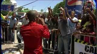 preview picture of video 'La Gran Feria del Sabor INDUVECA: Villa Vasquez'