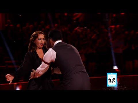 Leah Remini & Tony | DWTS | LIVE 10-21-13