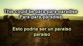 Coldplay - Paradise Subtitulos Ingles - Español