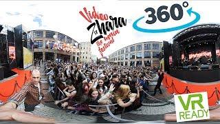 Видеожара 2017 Киев Арт Завод VR 360 4K Репортаж от HD-Studio Nikon 360 KeyMission