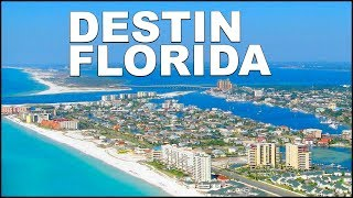 Destin Florida Downtown Driving Tour