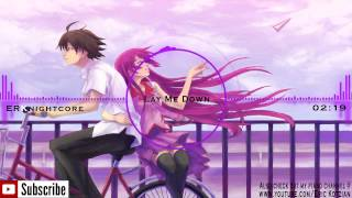 Nightcore - Lay Me Down - Avicii