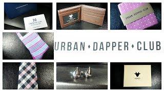 Mens Fashion & Style Box! | Urban Dapper Club