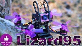 ✔ Eachine Lizard95 - Один из лучших микроквадрокоптеров, 3s Power + OSD! Banggood