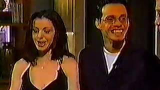 Tina Arena & Marc Anthony on Regis & Kathie Lee