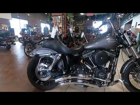 2014 Harley-Davidson Street Bob FXDB 103
