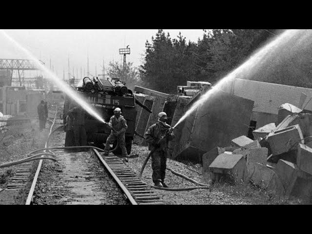 35 лет со дня катастрофы