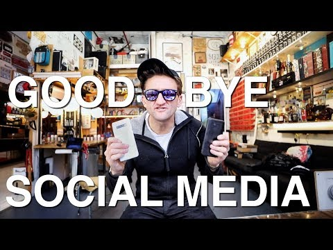 Download Goodbye Social Media. HD Mp4 3GP Video and MP3