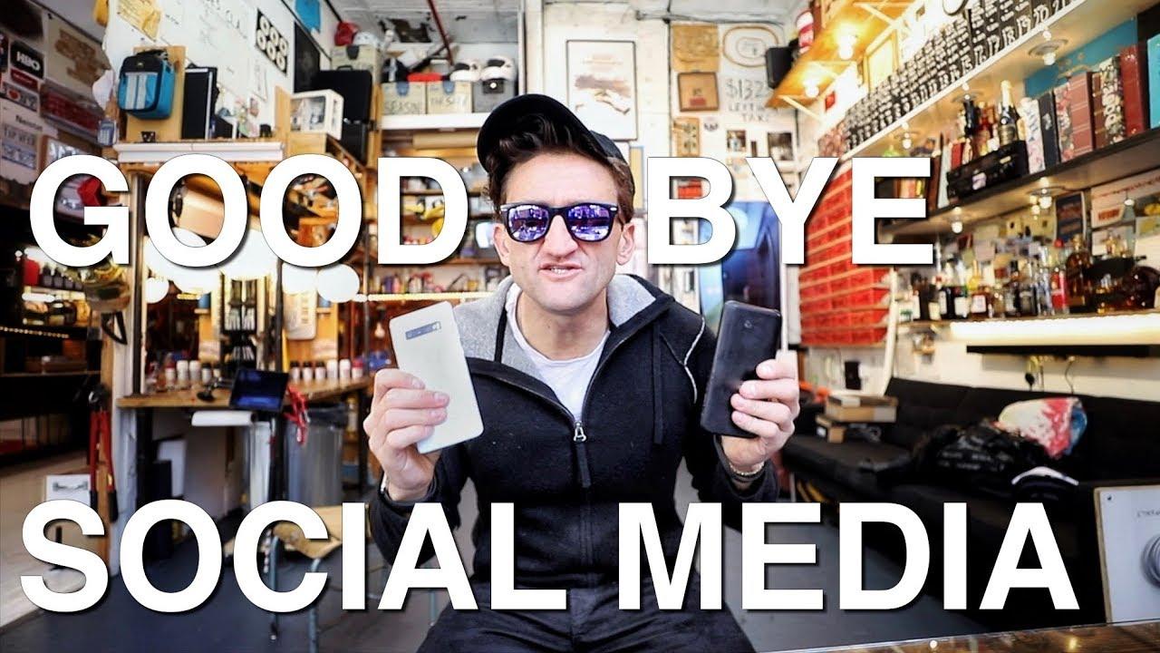 Goodbye Social Media. thumbnail