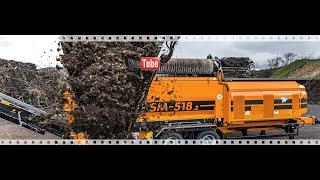 Doppstadt SM 518.2 - Unsere neue Trommelsiebmaschine jetzt auch mit Abgasstufe 5 verfügbar